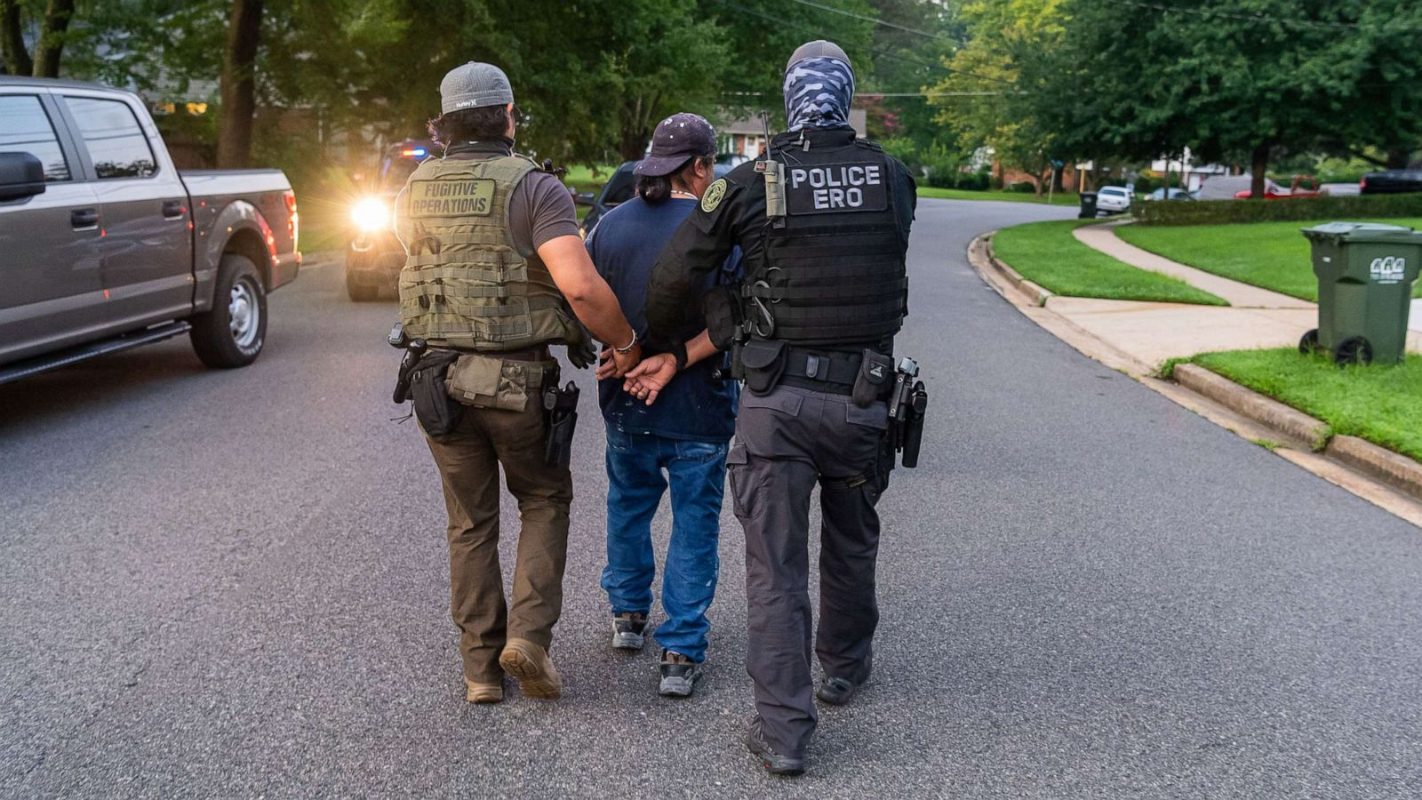 ICE arrests down 60% under Biden as illegal immigration grows to highest levels in decades