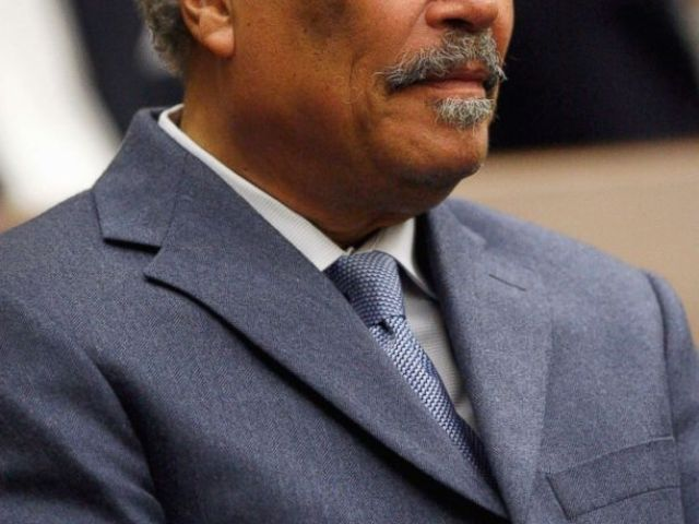 PHOTO: In this May 1, 2008 file photo, U.S. District Judge Emmet G. Sullivan is pictured during a ceremony at the federal courthouse in Washington.