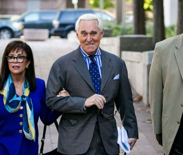 Comedian Takes Stage At Trial Of Former Trump Adviser Roger Stone