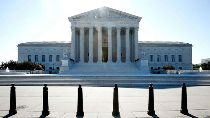 Supreme Court rules president cannot block subpoenas for financial records