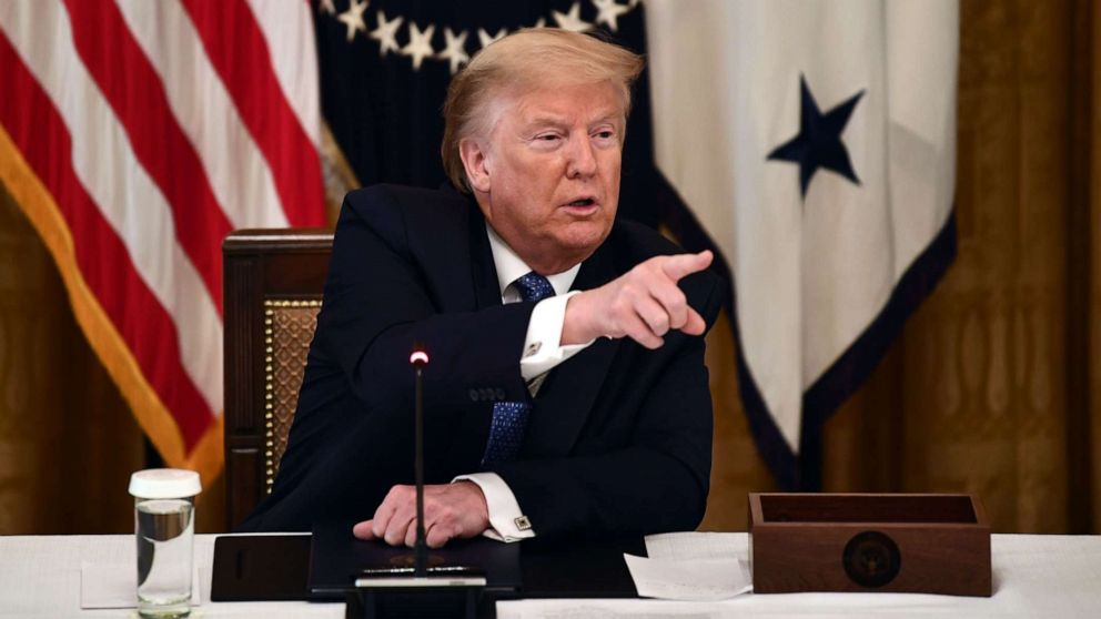 Trump escalates fight against World Health Organization, threatens to permanently cut US funds thumbnail