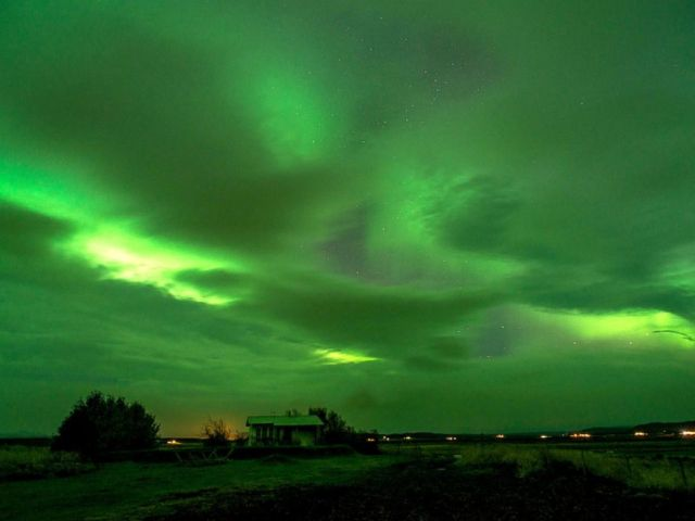 PHOTO: Five places that are perfect for just a 24-hour visit--Reykjavik, Iceland.