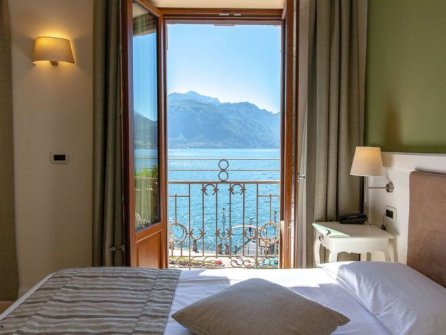 PHOTO: Hotel Garni Corona is seen here.