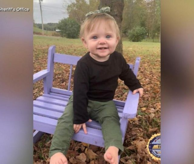 Remains Of Missing  Month Old Evelyn Boswell Found On Family