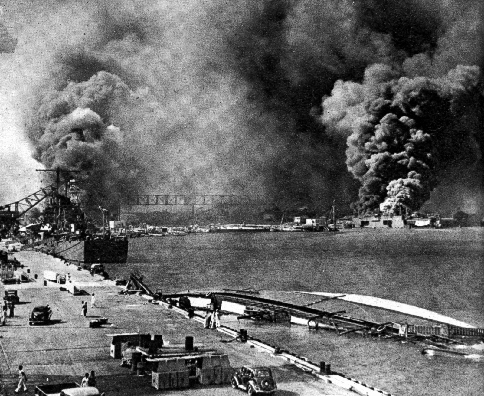 Picture Remembering The On Pearl Harbor