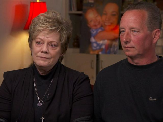 PHOTO: Frank Rzucek and Sandra Rzucek, parents of Shanann Watts, spoke about their late daughter in an exclusive interview with 20/20.