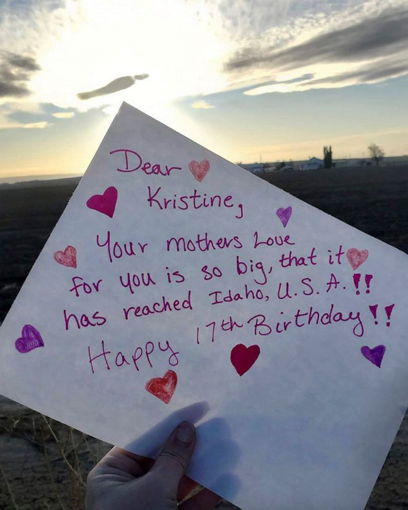 Spreading Birthday Card Love In The Time Of Coronavirus Abc News