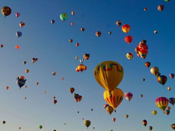 hot air balloon # 36