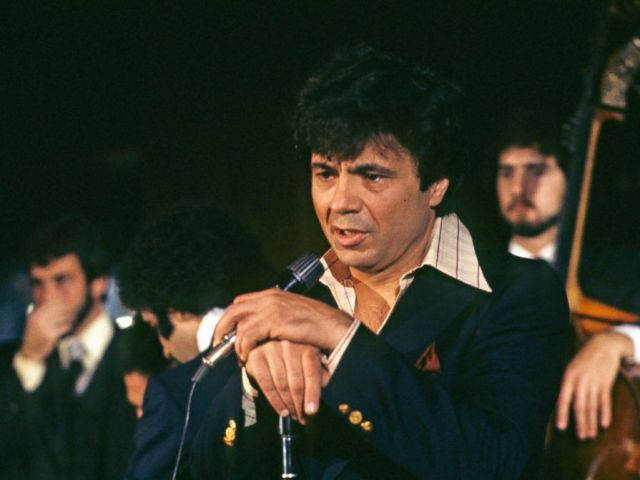 PHOTO: Robert Blake in a scene from Baretta.