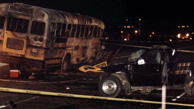 May 21, 21: 21 people killed in worst bus accident in US history