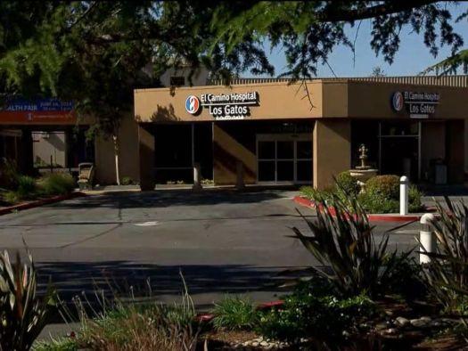 FOTO: El Camino Krankenhaus in Los Gatos, Kalifornien