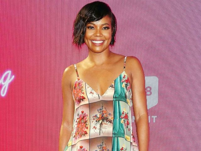 PHOTO: Gabrielle Union attends #BlogHer18 Creators Summit at Pier 17 in New York City, Aug. 8, 2018.