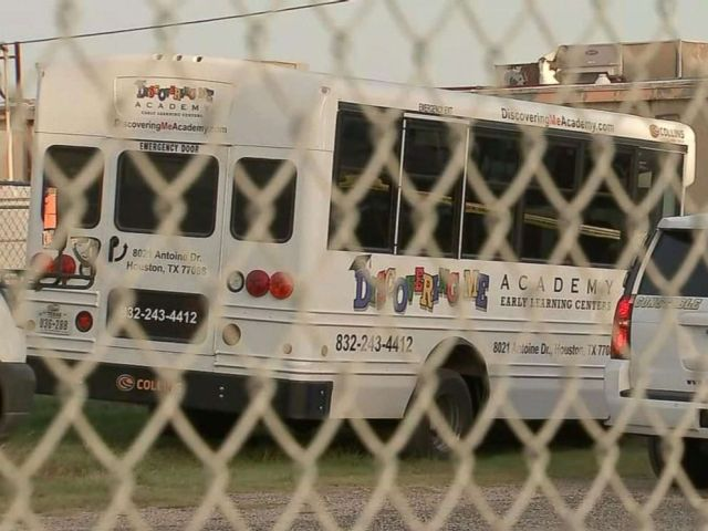 PHOTO: A 3-year-old boy left unattended in a blistering-hot daycare bus for at least three-and-a-half hours died in Houston.