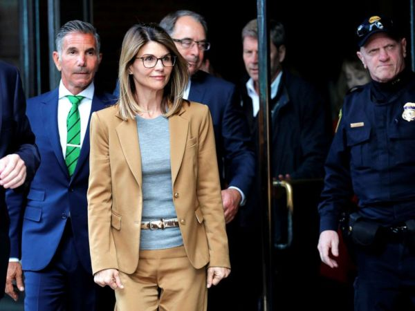 New charges filed in college admissions scandal