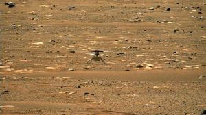NASA's Mars helicopter will make its first flight to another planet