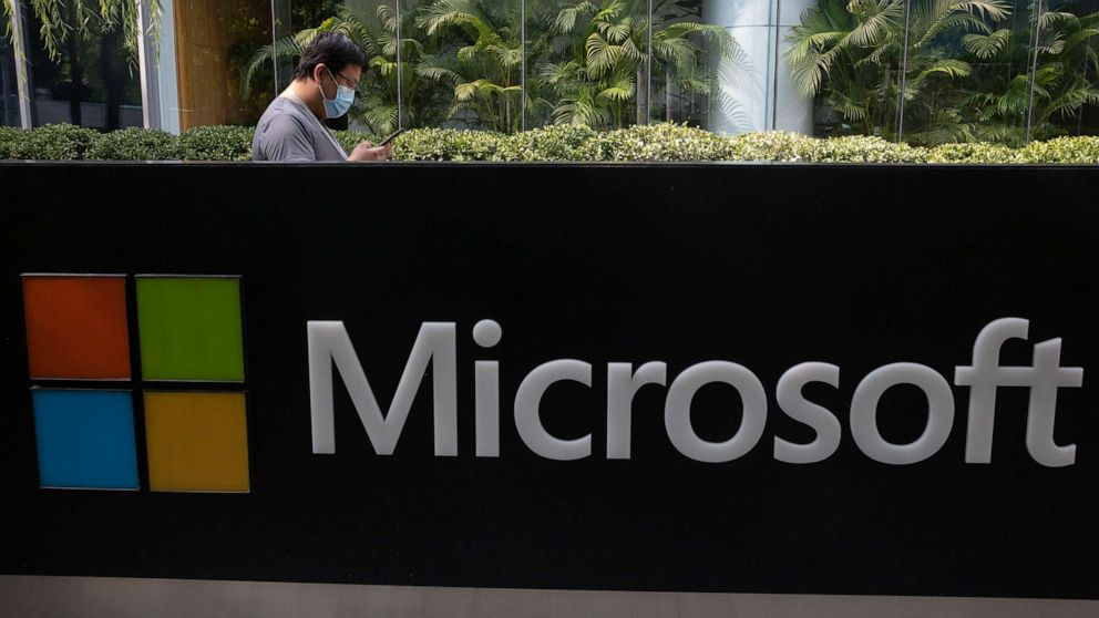 Microsoft outage was not part of  'coordinated campaign,' says cybersecurity agency thumbnail
