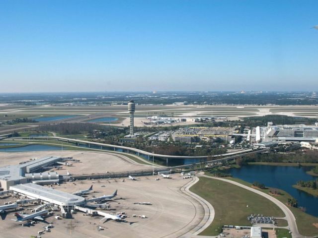 PHOTO: Orlando International Airport