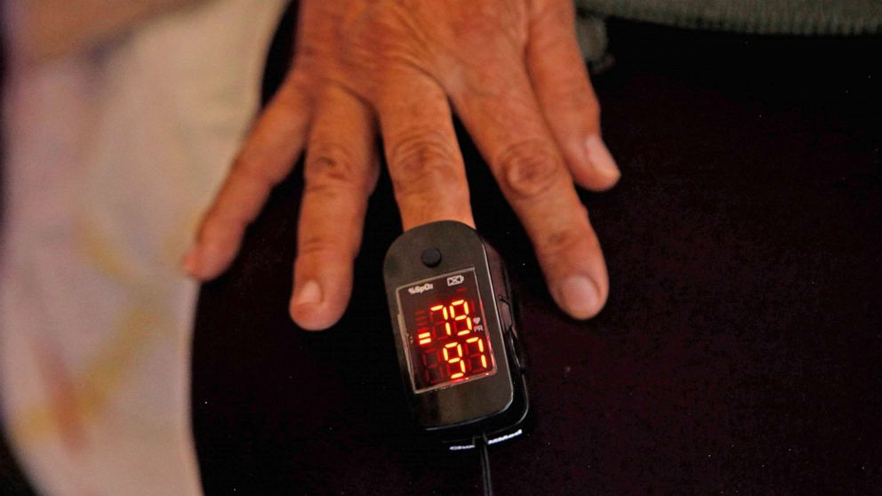 Pulse oximeters,may be inaccurate on people of color