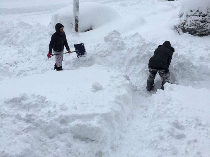 Image result for Winter Not Yet Over In The U.S. Northeast