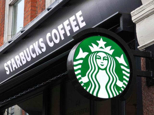 PHOTO: A general view of a Starbucks Coffee shop, Nov. 28, 2015.