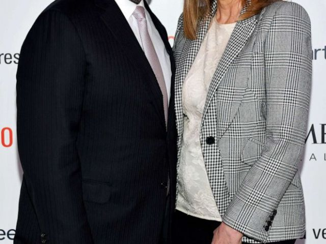 PHOTO: Kaiser Permanente Chairman & CEO Bernard J. Tyson and Arianna Huffington, founder & CEO of Thrive Global and The Huffington Post, arrive at the TIME 100 Health Summit at Pier 17 on Oct. 17, 2019 in New York City.