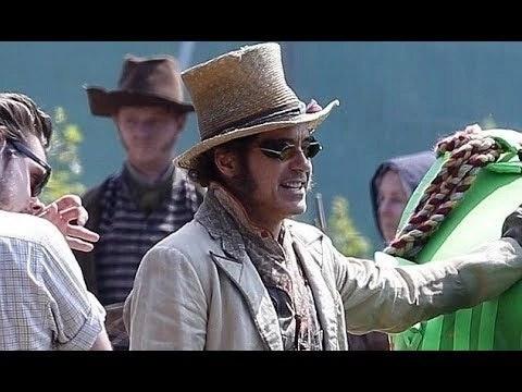 Robert Downey Jr. como Doutor Dolittle