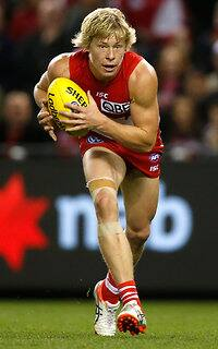 Image result for isaac heeney s.afl.com.au