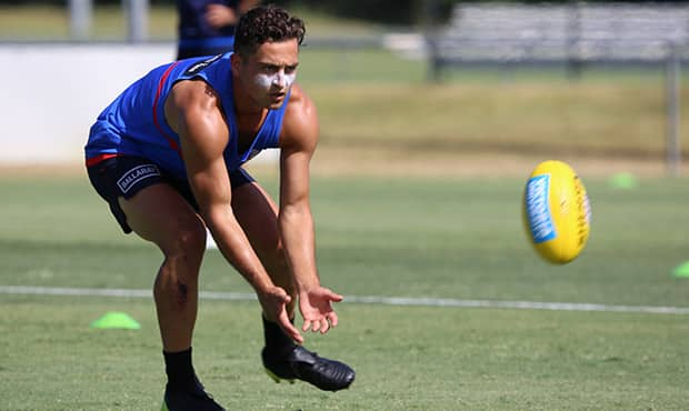 Image result for luke dahlhaus training 2018