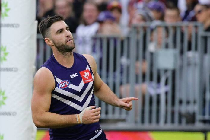 Shane Kersten came out on the Dockers after a season ruined by an injury: AFL, Fremantle Dockers, Shane Kersten, Tag-Exclusive, Exclusive