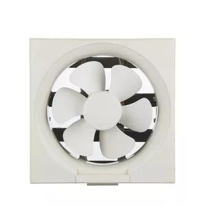 bathroom battery operated agriculture shutter type wall mounted exhaust fan with ce