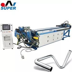 63cnc 4a 2sv ipc industry personal computer cnc hydraulic mandrel pipe tube bender