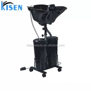 https www alibaba com showroom portable adjustable shampoo bowl with waste container html