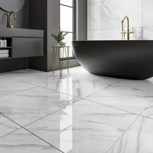 goodone beautiful cheap shiny bathroom digital vitrified floor porcelain tiles 600x600 price