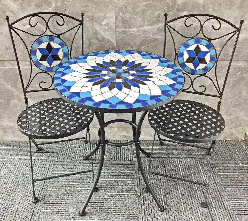 china mosaic patio table china mosaic