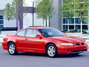 2002 Pontiac Grand Prix GTP 2dr Coupe Pictures