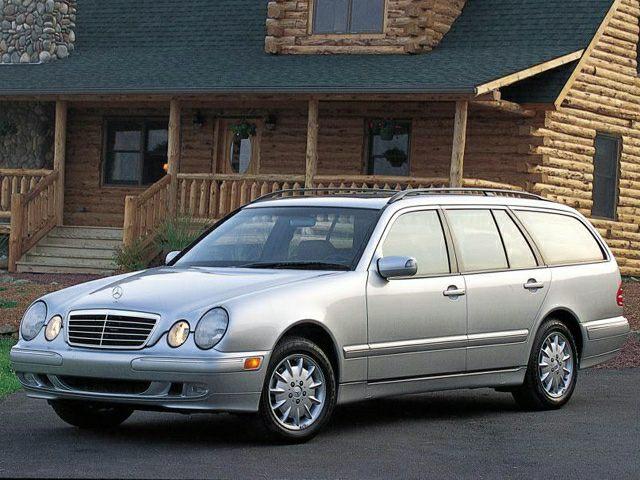 Mercedes 2001 Sale E320