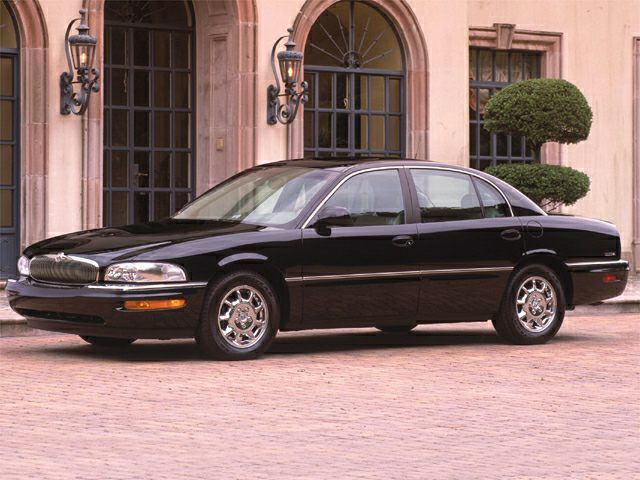2001 Avenue Engine Buick Park