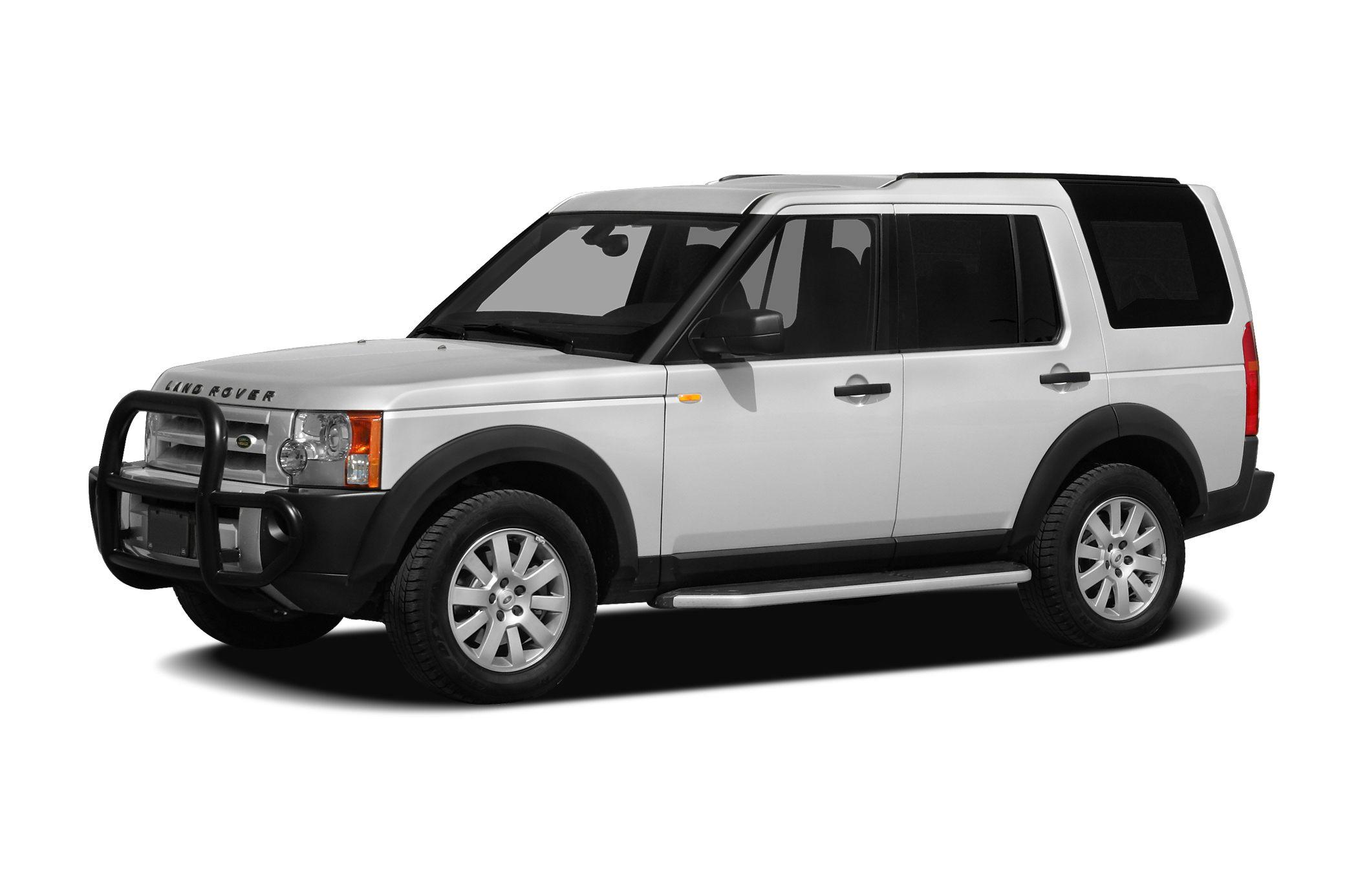 2008 Land Rover LR3 New Car Test Drive