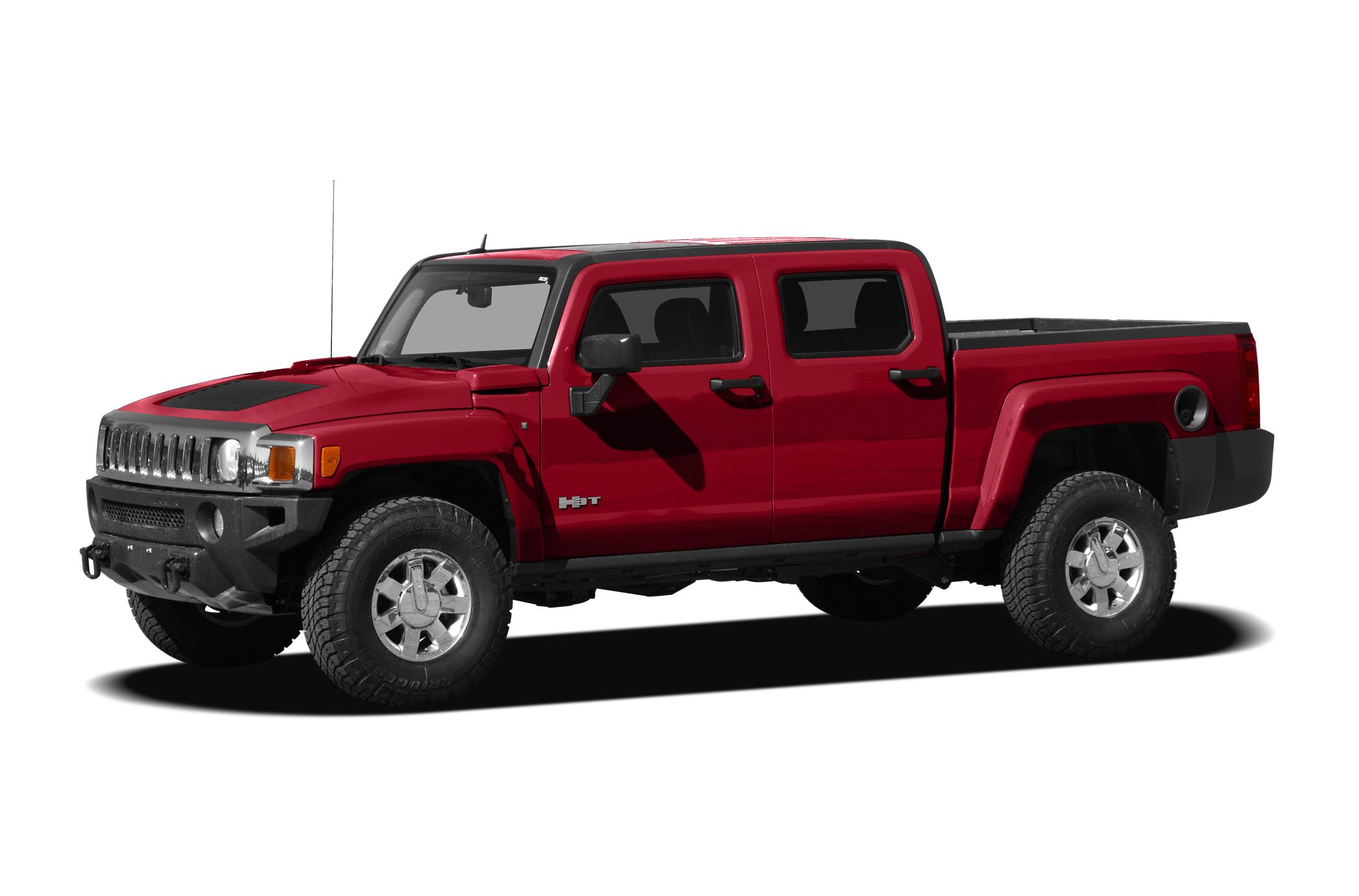 2009 HUMMER H3T Alpha All wheel Drive Crew Cab 134 2 in WB Specs