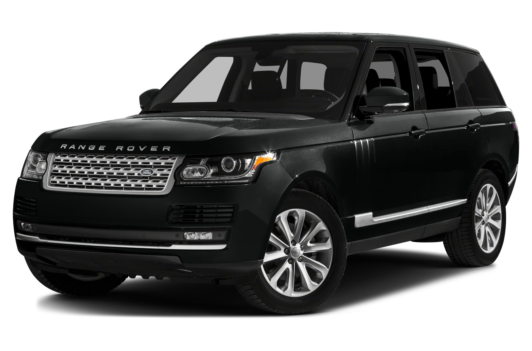 2014 Land Rover Range Rover New Car Test Drive