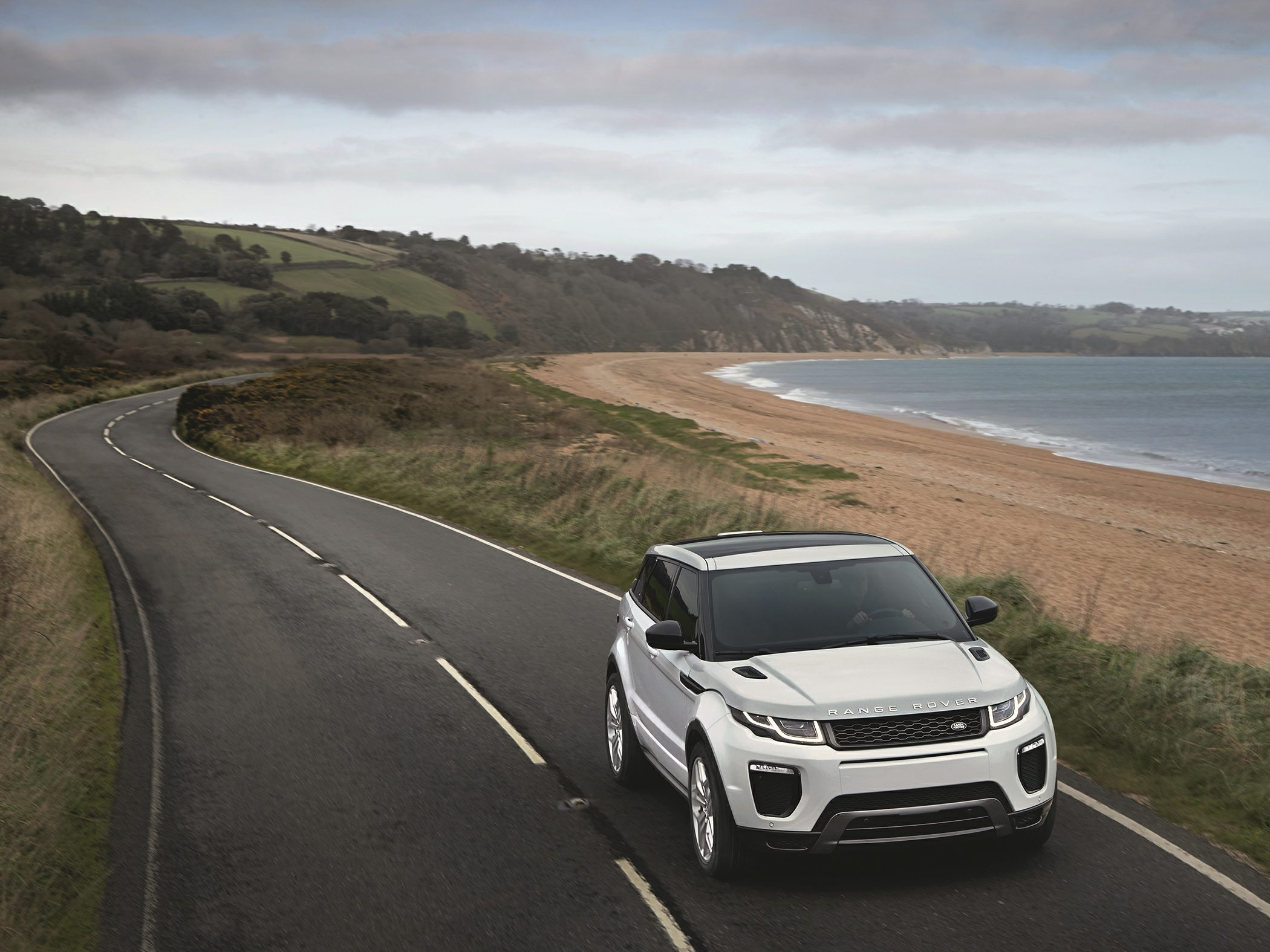 2018 Land Rover Range Rover Evoque New Car Test Drive