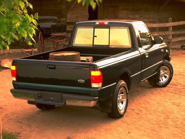 1999 Ford Ranger Information
