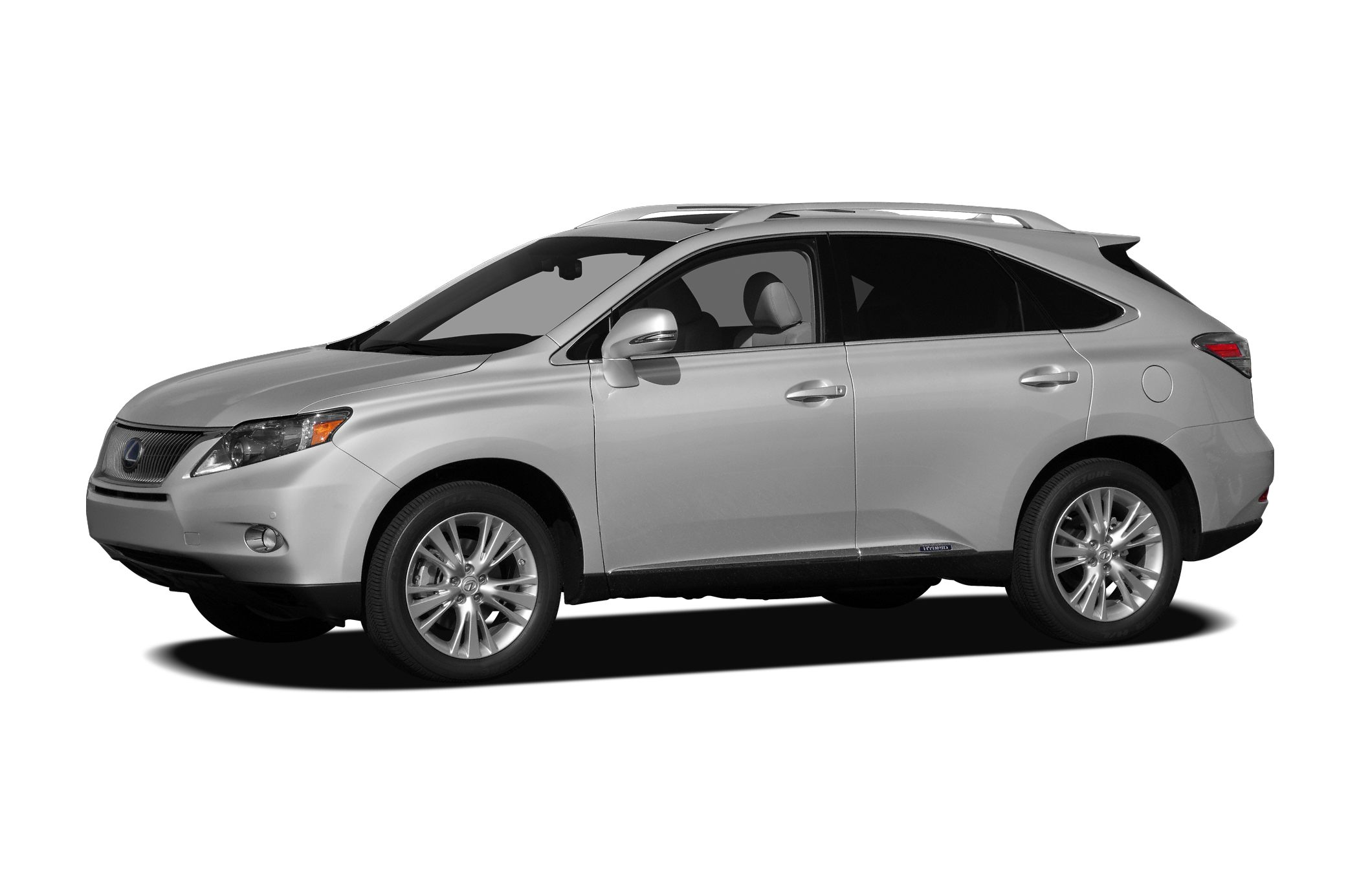 2011 Lexus RX 450h New Car Test Drive