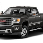 2016 Gmc Sierra 3500hd Denali 4x4 Crew Cab 167 7 In Wb Drw Pricing And Options