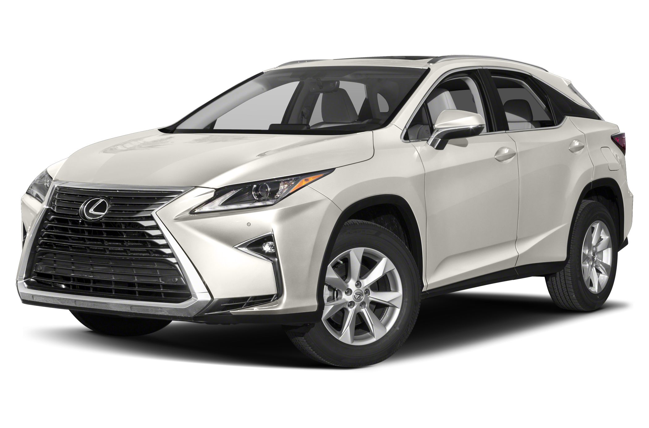 2017 Lexus RX 350 New Car Test Drive