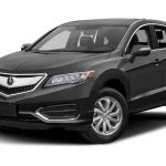 2017 Acura Rdx Technology Package 4dr Front Wheel Drive Specs And Prices