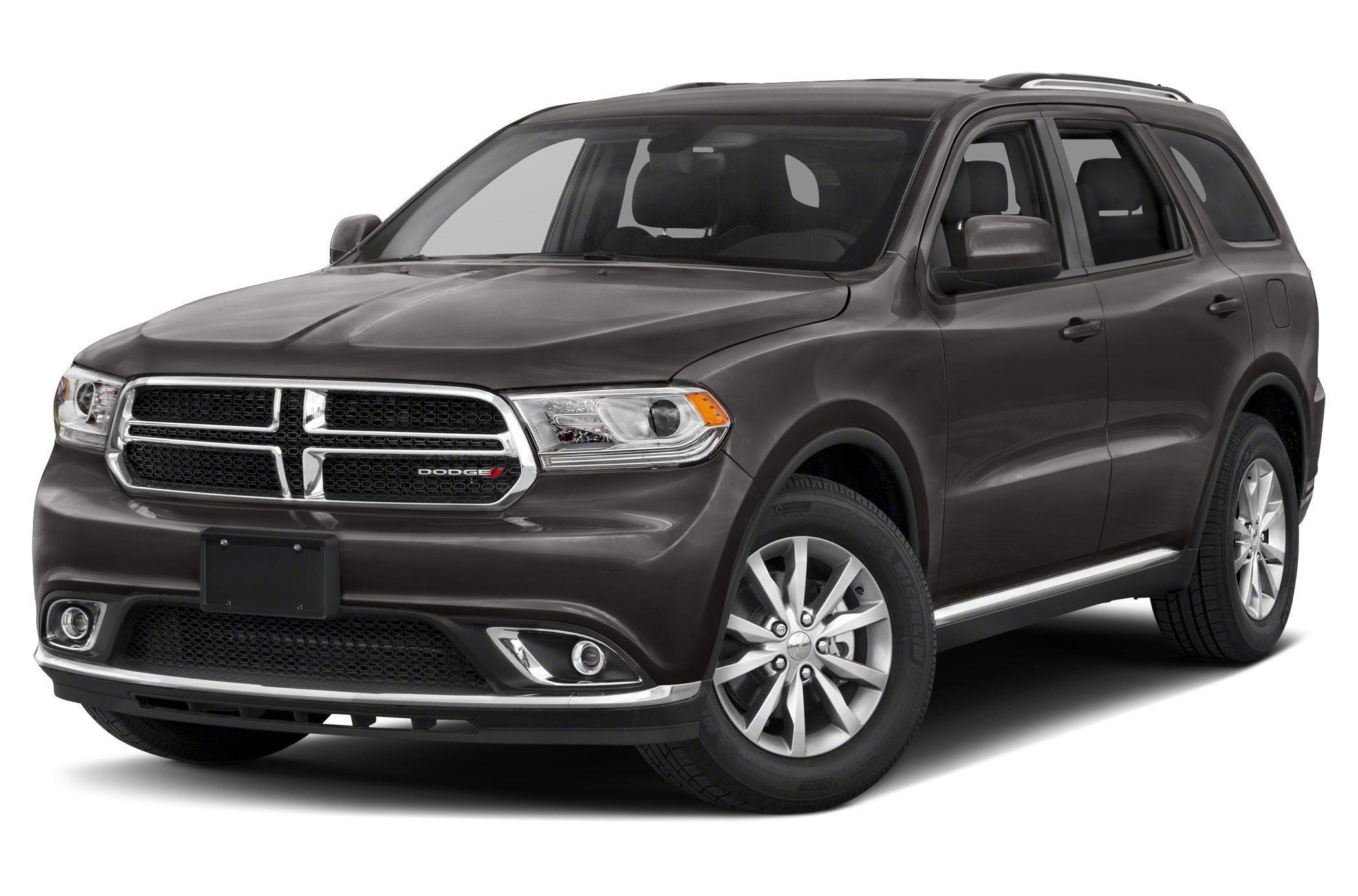 2018 Dodge Durango New Car Test Drive