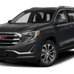 2019 Gmc Terrain Slt Front Wheel Drive Specs And Prices