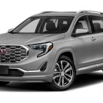2020 Gmc Terrain Denali All Wheel Drive Pricing And Options