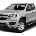 2020 Chevrolet Colorado Wt 4x4 Extended Cab 6 Ft Box 128 3 In Wb Specs And Prices